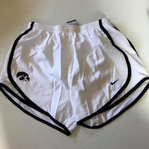 Women's Small Nike Iowa Running Shorts